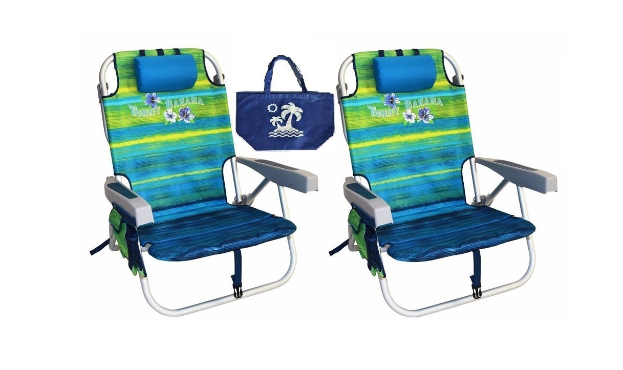 ▷ The 9 best Tommy Bahama Beach Chairs of 9 - [REVIEWED]