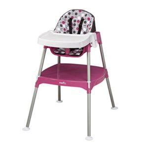best-value-evenflo-high-chair-dottie