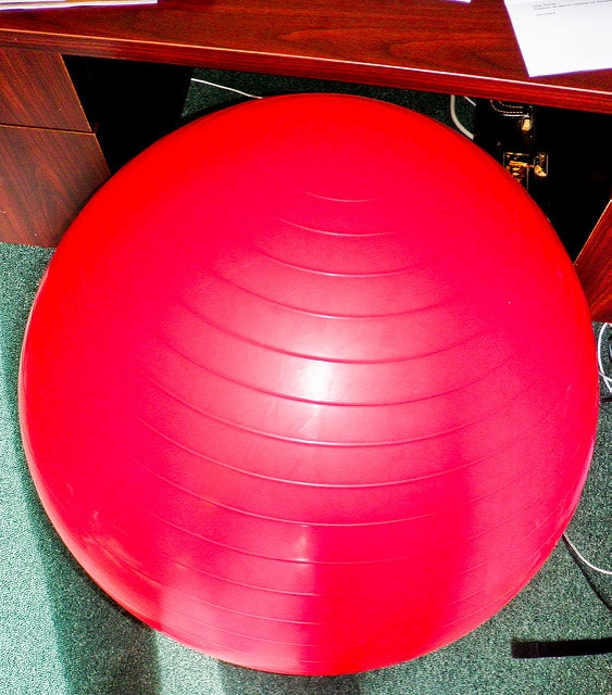 exercise-ball-chair-office-back-support