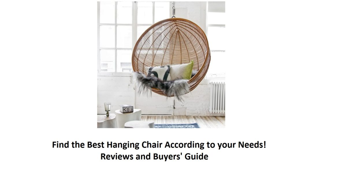 best-hanging-chairs-review-buyers-guide