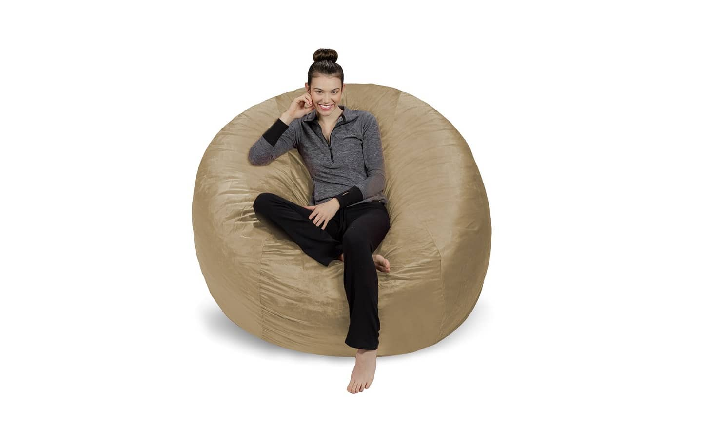 Brilliant Is This Really The Biggest Bean Bag Chair The Sofa Andrewgaddart Wooden Chair Designs For Living Room Andrewgaddartcom